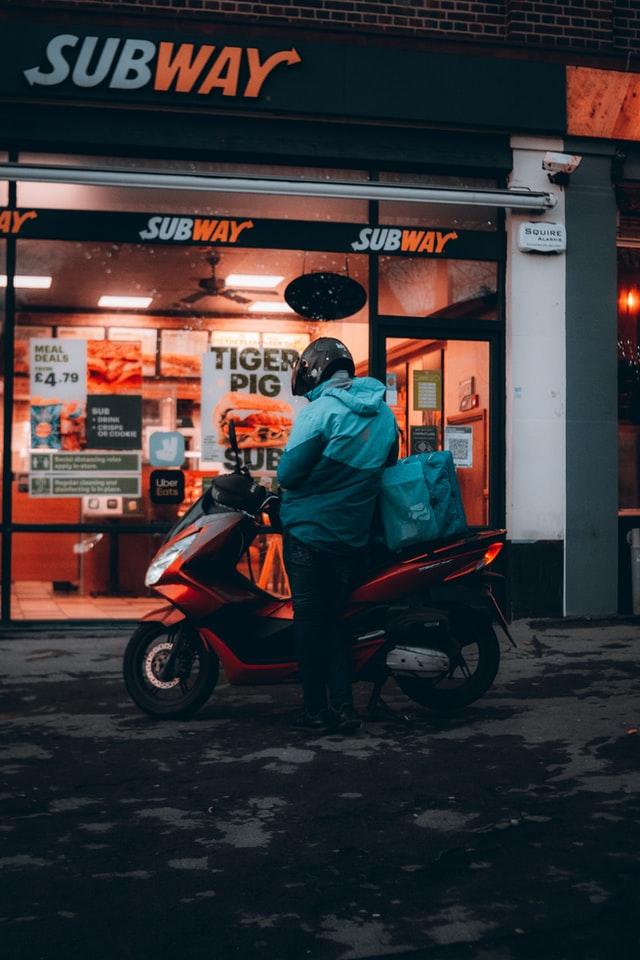 Seguro para Repartidores en Moto